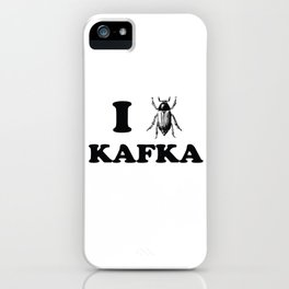 Kafka iPhone Case
