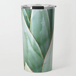 Abstract Agave Travel Mug