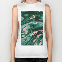 MEET ME IN THE WOODS Biker Tank