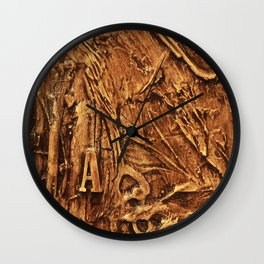 All is designed. Even nothing. Wall Clock