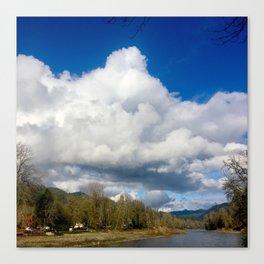 Rogue River OR Canvas Print