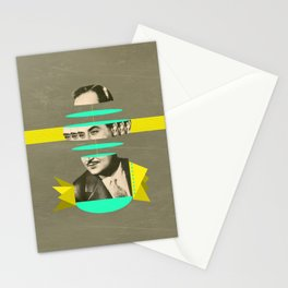 slices of Rossignol - Mariano Stationery Cards