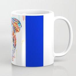 Radiant Elephant Coffee Mug