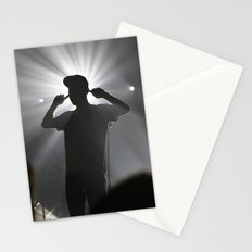 Concert in Moscow Stationery Cards