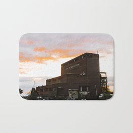 City of Burlington Bath Mat