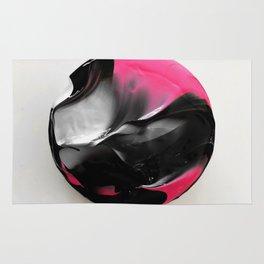 Acrylic Abstraction 001 Rug
