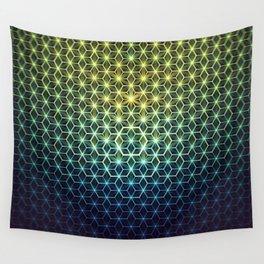 Asanoha 03 Wall Tapestry