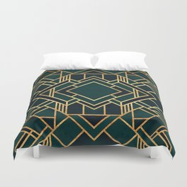 Art Deco 2 Duvet Cover
