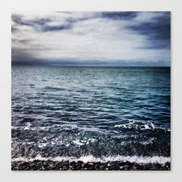 Waves IV Canvas Print