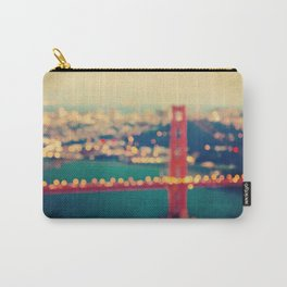 Golden Gate Dreams Carry-All Pouch