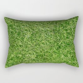 Grass Textures Turf Rectangular Pillow