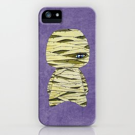 A Boy - The Mummy iPhone Case