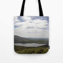 View from Acadia National Park Tote Bag