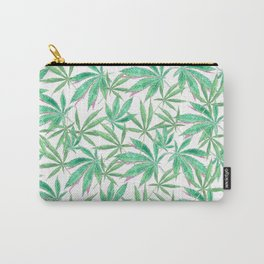 420 Leaves Carry-All Pouch