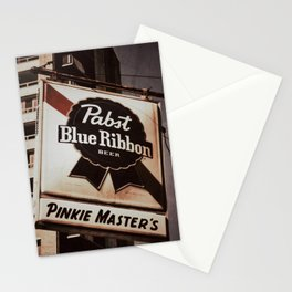 Pabst Stationery Cards