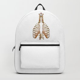 Rib Cage (Color) Backpack