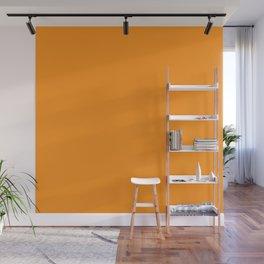 Sacral Orange Wall Mural