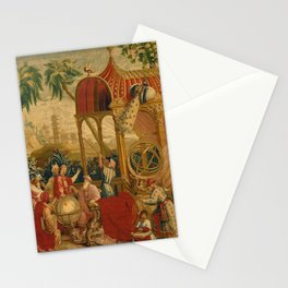 Beijing Observatory Chinoiserie Stationery Cards