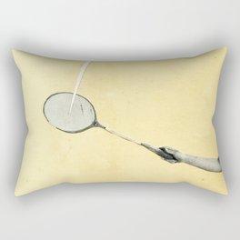 Tennis Rectangular Pillow