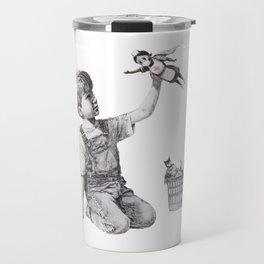 Game Changer Superhero Travel Mug