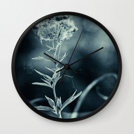 Old Time Blues Wall Clock