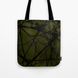 through the grapevine Tote Bag