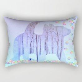 Cat Dreams Rectangular Pillow