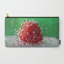 Overdue Words Carry-All Pouch