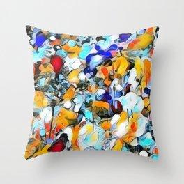 Kisenget Throw Pillow