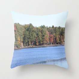 It's beginning to look a lot like Autumn Throw Pillow