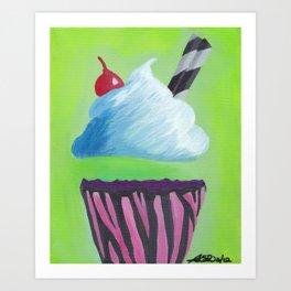 0 Calorie Delight Art Print