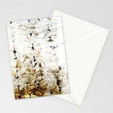 Golden Sand Stationery Cards