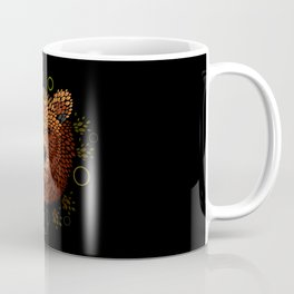 Bear Face Coffee Mug