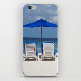 Loungers iPhone Skin