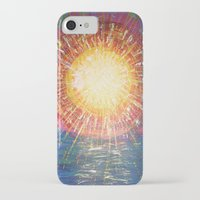 kindle iPhone & iPod Cases featuring :: OneSun :: by :: GaleStorm Artworks ::