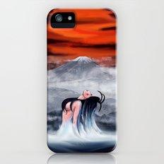 Resurrect Japan Digital Painting Slim Case iPhone (5, 5s)