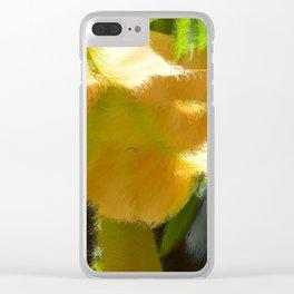 aprilshowers-139 Clear iPhone Case