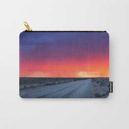 Backroad to Heaven Carry-All Pouch