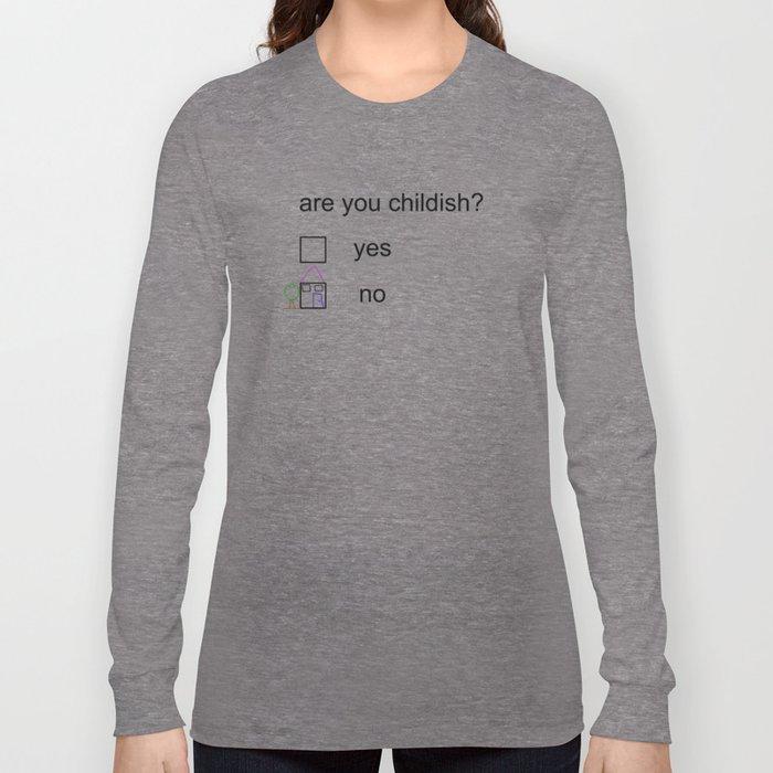 Litmus Long Sleeve T-shirt