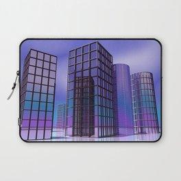 city -w5- Laptop Sleeve