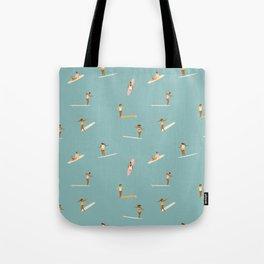 Surf girls Tote Bag