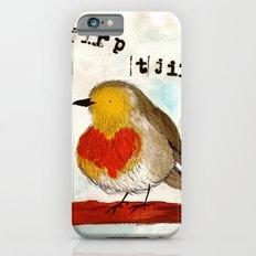Tjirp Tjirp Slim Case iPhone 6s