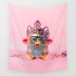 Furby Princess Wall Tapestry