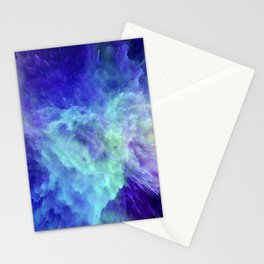 Space Explosion 07 Stationery Cards