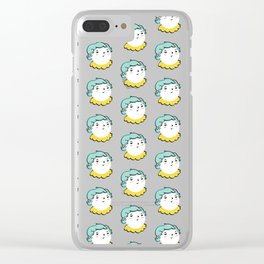 Face Phase: Anne Clear iPhone Case