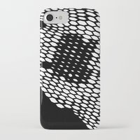 honeycomb iPhone & iPod Cases featuring Honeycomb by Felipe B. C. Gama