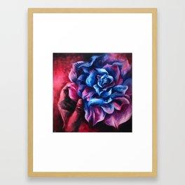 """""""Trust"""" Painting Framed Art Print"""
