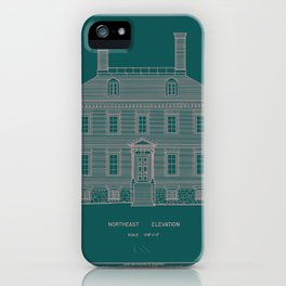 Ornate House 11 iPhone Case
