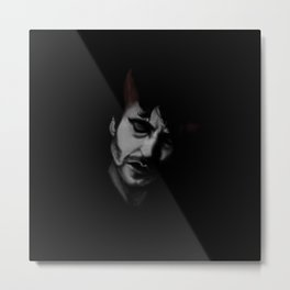 Will Graham, Demon Metal Print