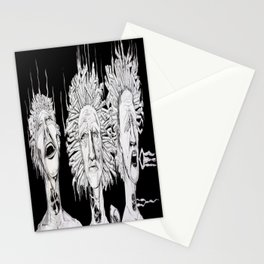 Puff, Puff, Pass Stationery Cards